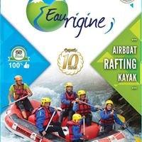 Eaurigine Rafting Briançon