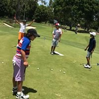 KDV Sport Junior Golfers