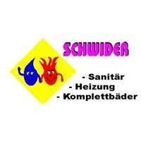 Schwider SHK         Sanitär - Heizung - Komplettbäder