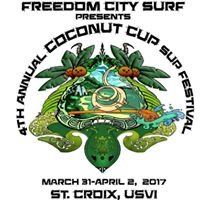 The  4th Annual Coconut Cup SUP Festival