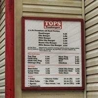 Tops Choice Hamburgers