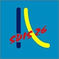 Service départemental d'incendie et de secours de la Drôme - SDIS 26