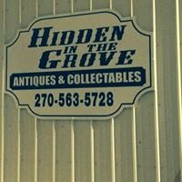 Hidden In The Grove Antiques & Collectables Mall
