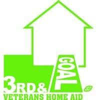 3rd and Goal - Veterans Home Aid