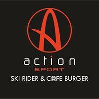 Action Sports - Ski Rider & Café Burger