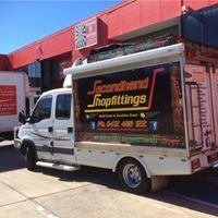 Secondhand shopfittings