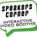 Speakers Corner Video Booths
