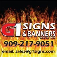 G1 Signs & Banners