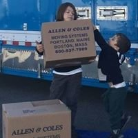 Allen & Coles Moving Systems - Serving New England since 1986