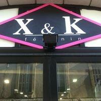 X&K - Prêt à porter féminin - Valence