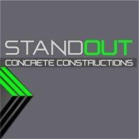 StandOut Concrete Constructions