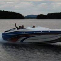 Magic Powerboats ~Cougar Magic Sleek~