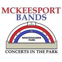 McKeesport Bands