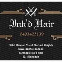 Ink'd hair