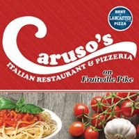 Caruso's  on Fruitville Pike