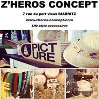 Z'heros Concept