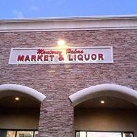 Monterey palms liquor
