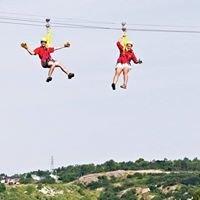 Saint John Adventures Inc. Zip Line
