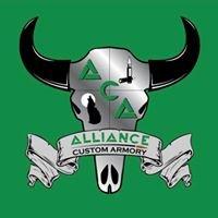 Alliance Custom Armory