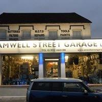 Amwell Street Garage