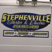 Stephenville Starter & Electric