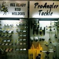 Pro Angler Tackle & Bee Ready Rod Holders
