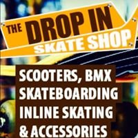 The Drop In Skate Shop - Dundee