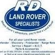 RD Land Rover Specialists