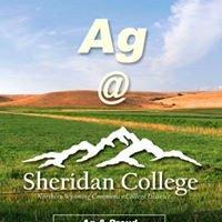 Ag @ Sheridan College