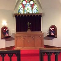St. Paul's Episcopal Church, Bellevue Ohio.