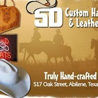 5-D Custom Hats & Leather