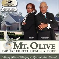 Mt. Olive Baptist Church of Shreveport Dr. Bernard Kimble