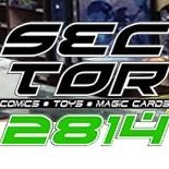 Sector 2814 Comics & Toys