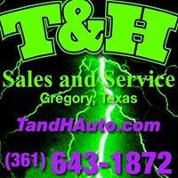 T & H SALES & SERVICE