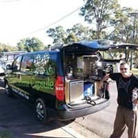 The Caffeine Capsule Gold Coast Coffee Van