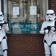 Earth Prime Comics