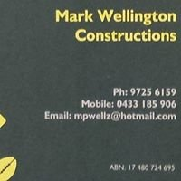 Mark Wellington Constructions
