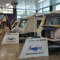 Amazing Caravans and RV's