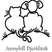 Jennyhill Djurklinik; hund och katt. Jennyhill Seminstation; häst