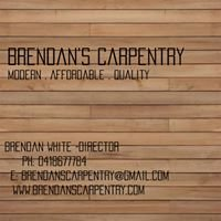 Brendan's Carpentry