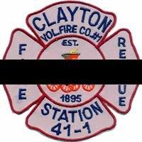Clayton Fire Company NJ