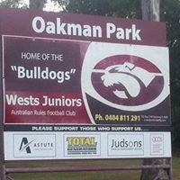 Oakman Park - Wests Juniors Afl