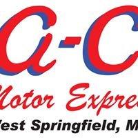 A-C Motor Express