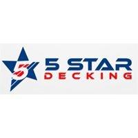 5 Star Decking