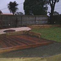 Quattro's landscaping construction