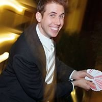 Magician Michael Scanzello