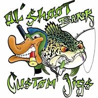 Ol' Shoot Bank Custom Jigs