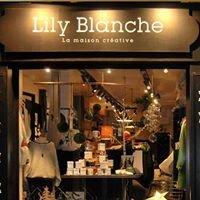 Lily blanche La maison créative