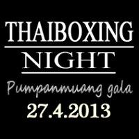 Thaiboxing Night 27.4.2013