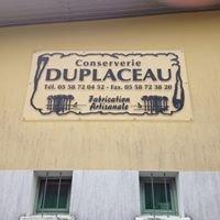 Conserverie Duplaceau